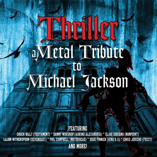 Thriller-A Metal Tribute To Michael Jackson