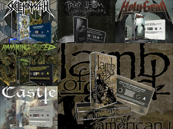 Prosthetic Records Will Be Re Issuing Some Albums On